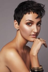 Short and chic hairstyles idea 2 from Melissa Timperley Salons