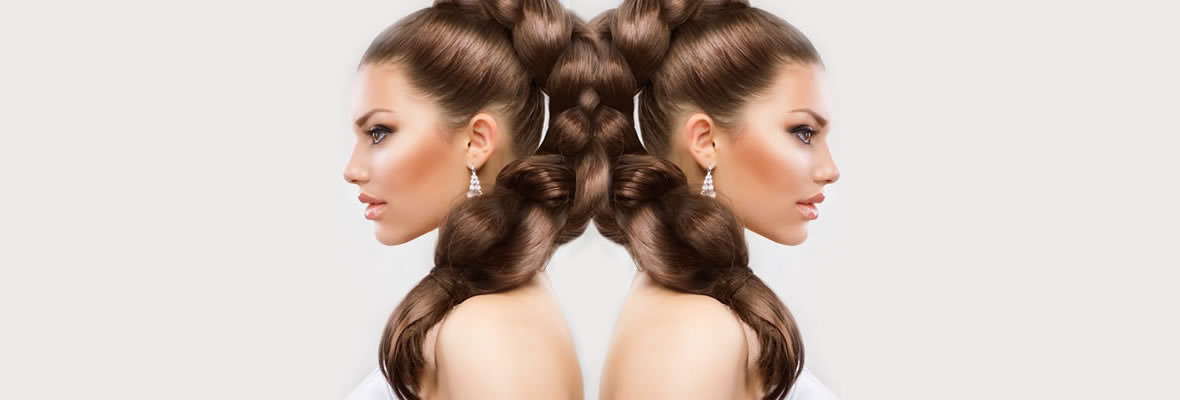 Plait hairstyle ideas from Melissa Timplerley Salons