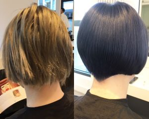 Bob Hairstyle Redesign at Melissa Timperley Salons