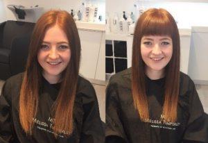 Fringe hairstyles 1
