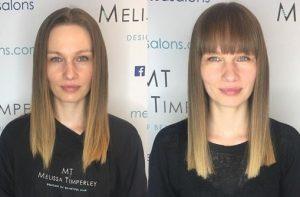 Fringe hairstyles 5