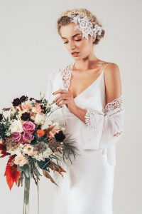 Choosing your wedding hairstyle idea 2 Melissa Timperley Salons