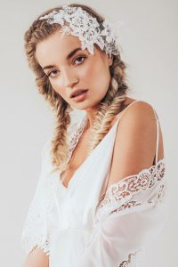 Choosing your wedding hairstyle idea 4 Melissa Timperley Salons