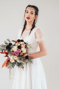 Choosing your wedding hairstyle - idea 1 Melissa Timperley Salons