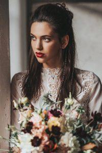 Choosing your wedding hairstyle - idea 3