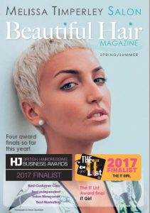 Melissa Salons Beautiful Hair Magazine Summer 2017