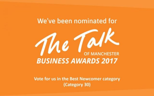 Vote for Melissa Timperley Salons in The Talk of Manchester Awards' Best Newcomer Category