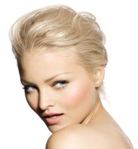Flyaway fringe hairstyle 3