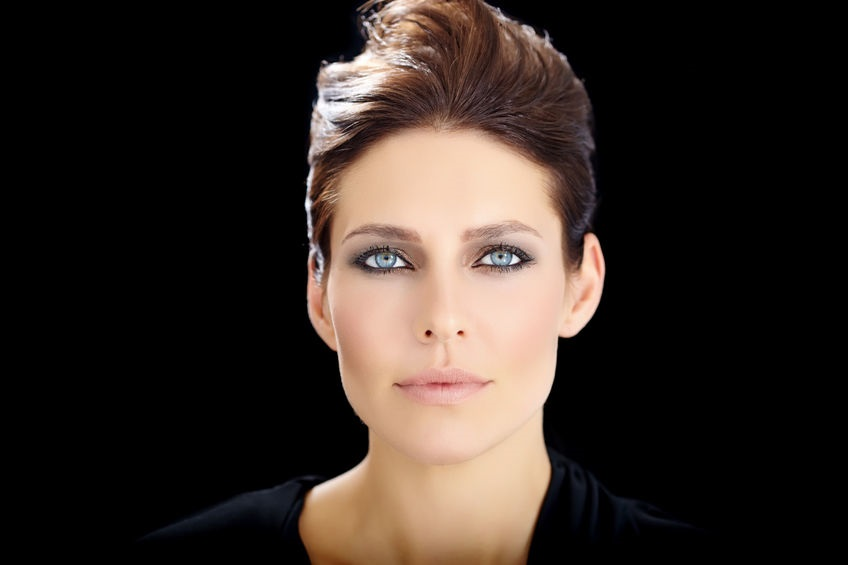 Flyaway fringe hairstyles