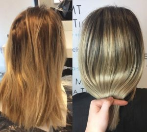 Blonde hair ideas 2018 2