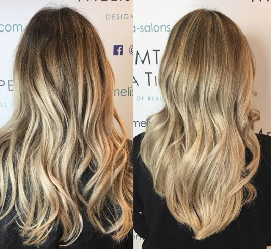 Beautiful Blonde Creations Blonde Hair Ideas Blog Melissa Salons