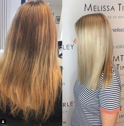 Hair Toner Your Questions Answered Blog Melissa Salons