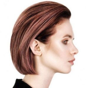 Sleek Autumn hairstyles 2018