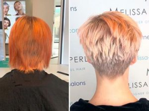 Hair care tips for short hair styles 6