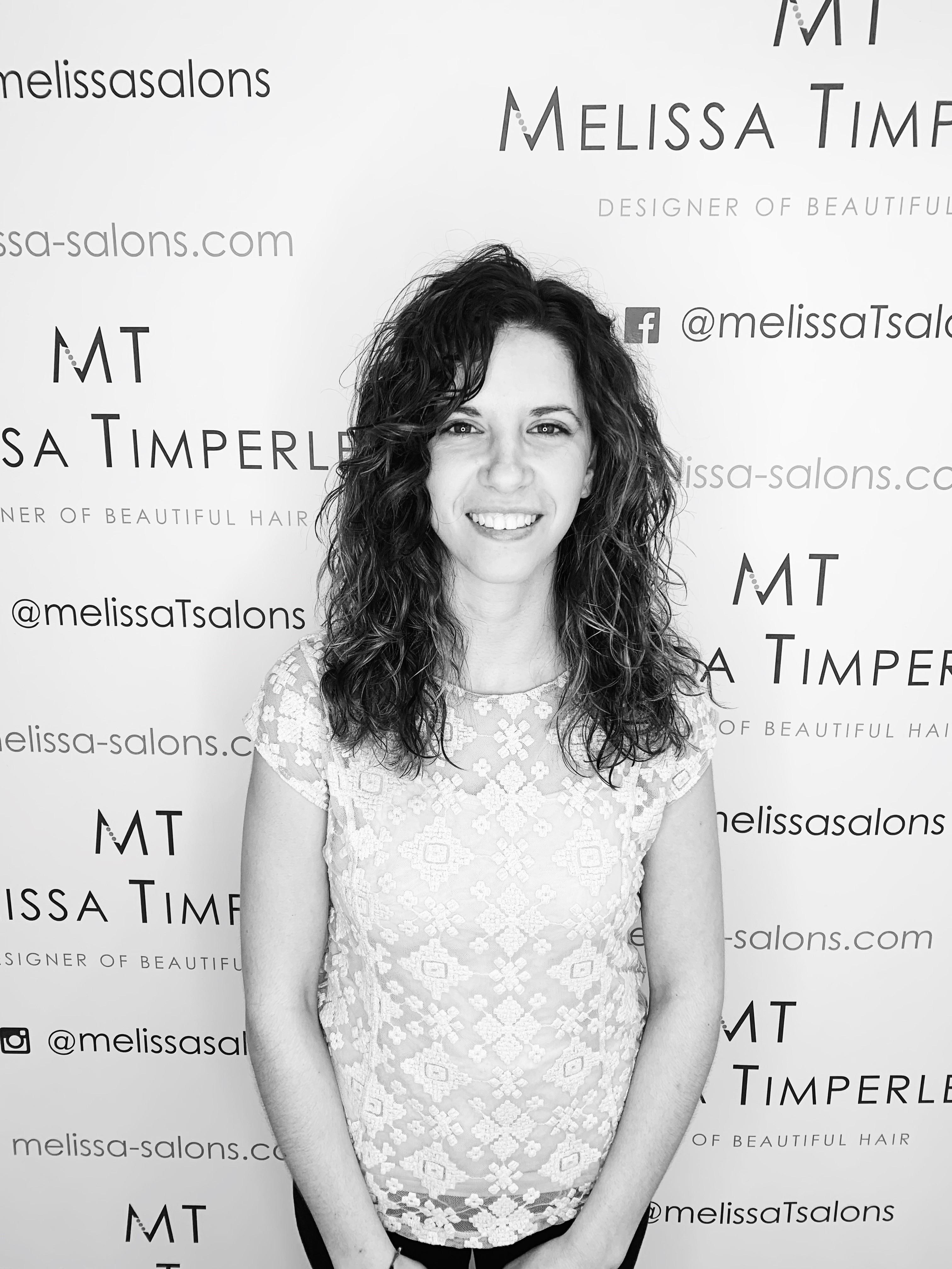 Melissa Salons Award Winning Manchester Team